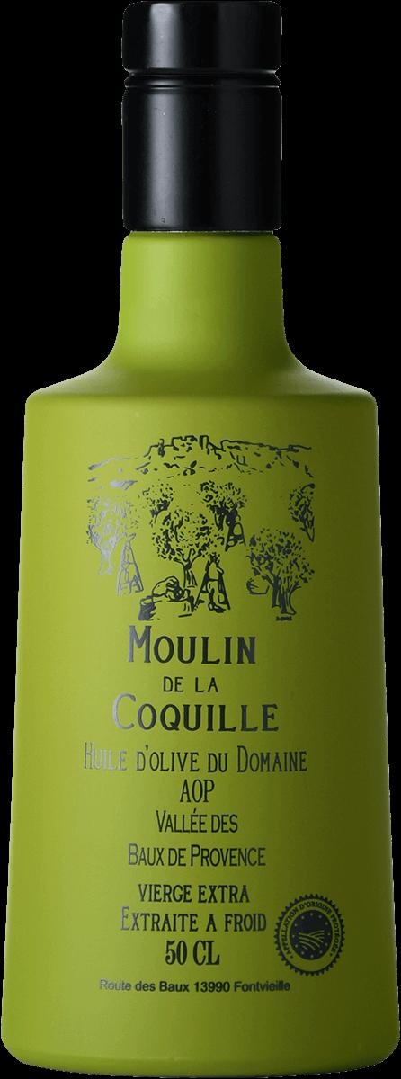 Fruité Vert AOP of Moulin de la Coquille