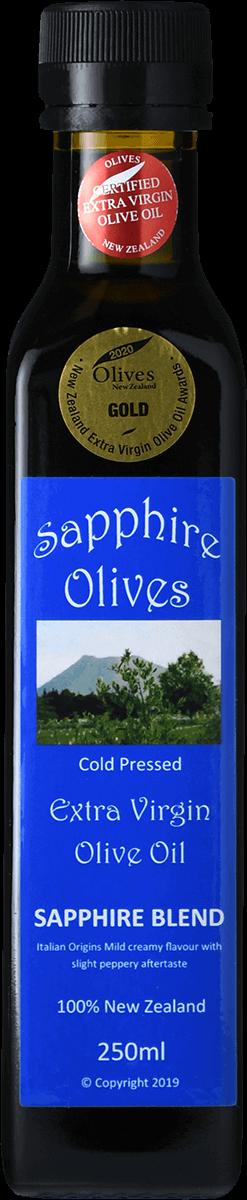 Sapphire Olives Blend