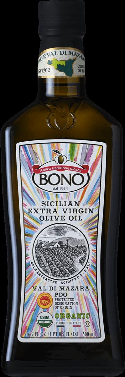Bono PDO Val Di Mazara 100% Organic