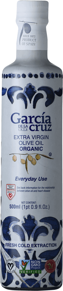 Garcia de la Cruz Organic Essential