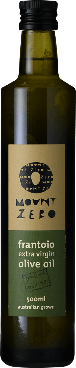 Mount Zero Frantoio
