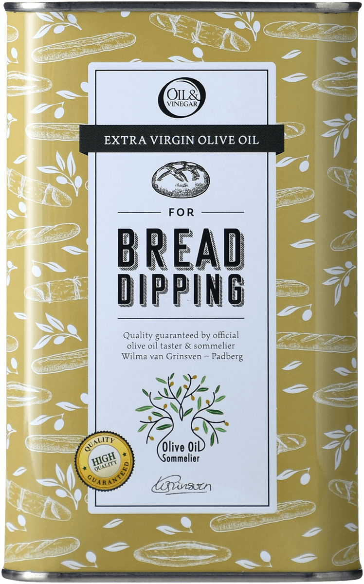 For Bread Dipping