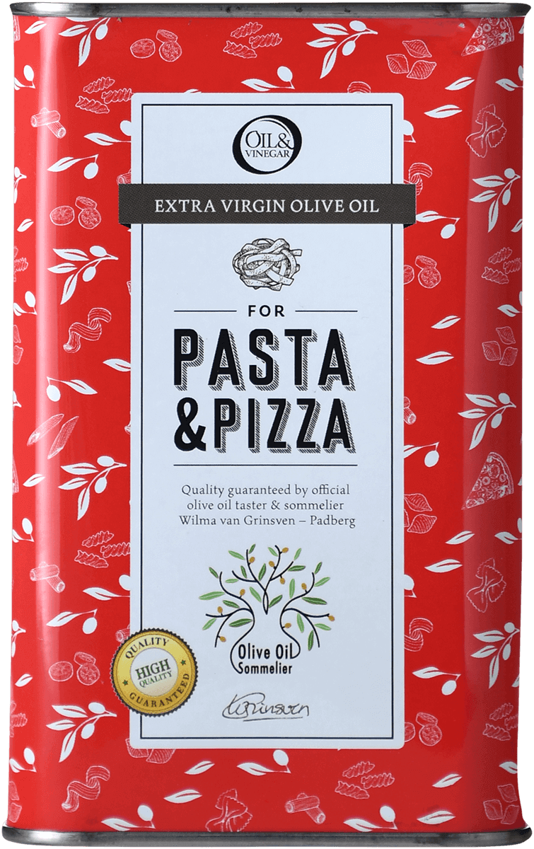 For Pasta and Pizza
