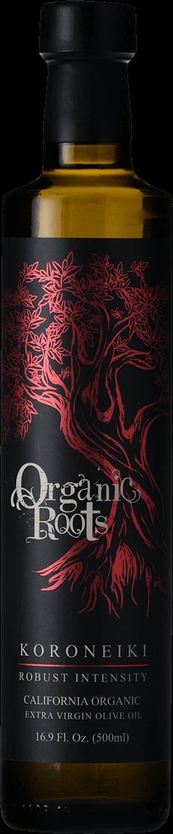 Organic Roots Koroneiki